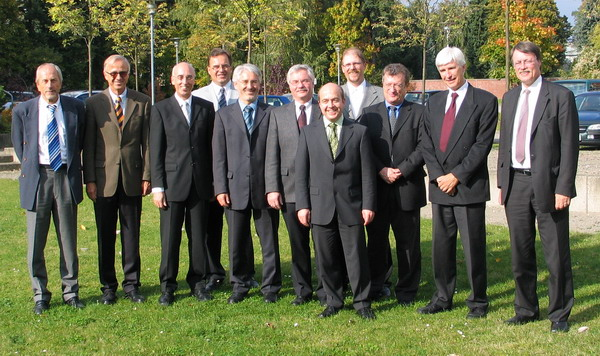edacentrum Supervisory Board, October 2007