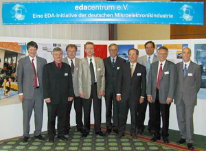 edacentrum Supervisory Board, April 2003