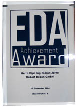 EDA Achievement Award