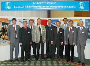 edacentrum Aufsichtsrat im April 2003