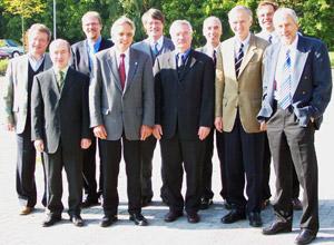 edacentrum Aufsichtsrat im Oktober 2005