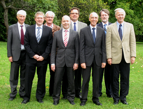 edacentrum Supervisory Board, October 2012